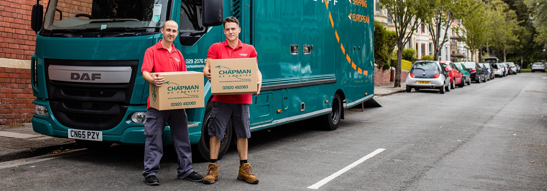 Chapman Removals Specialists South Wales